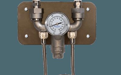 Mezcladora de agua caliente y fría SuperKlean